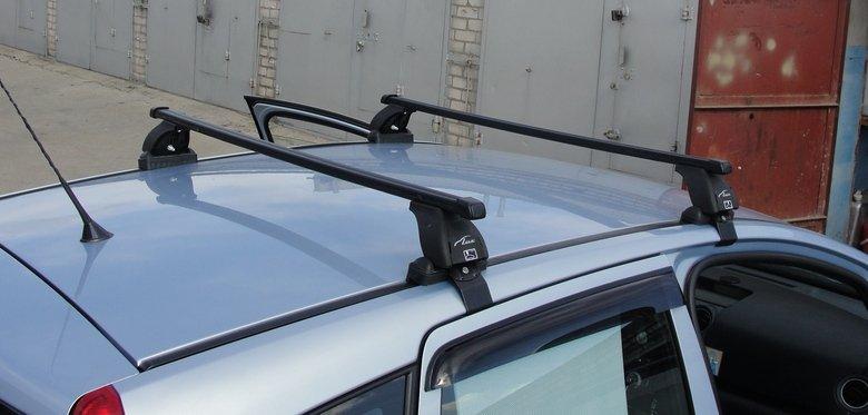 Быстросъемные кронштейны для крепления багажника
