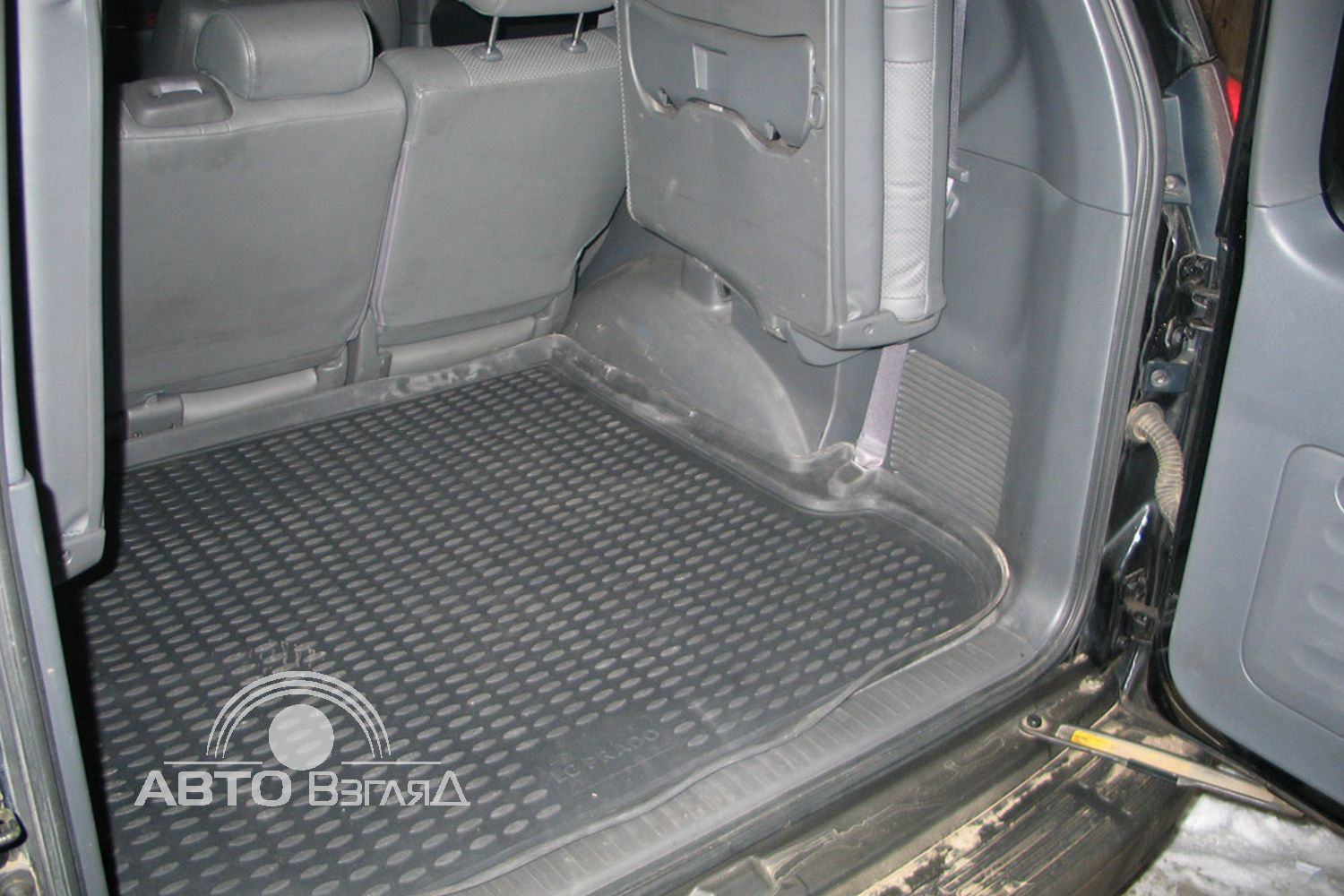 Багажник для Toyota Land Cruiser Prado 120/150