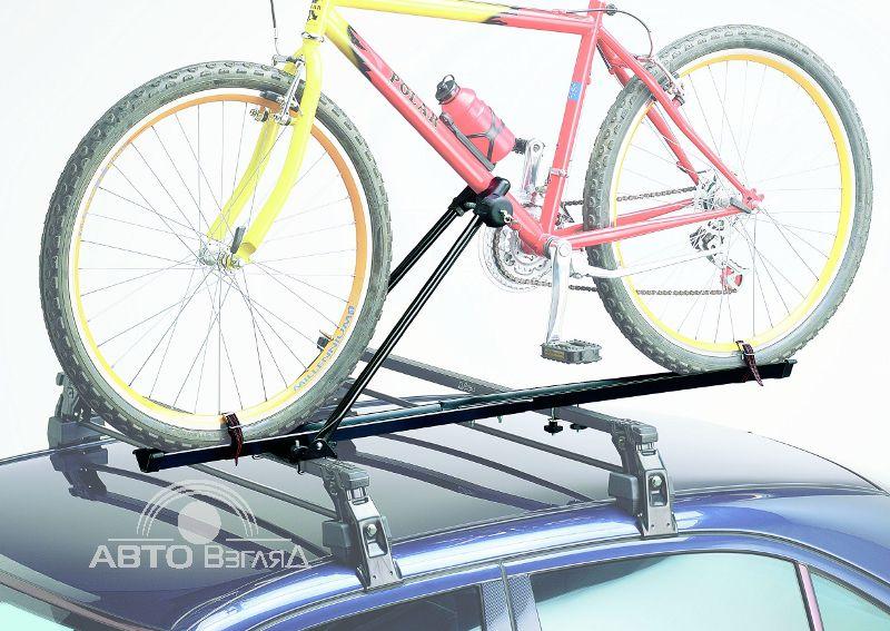 Крепление для велосипеда на крышу авто своими руками